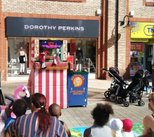 puppet show in essex