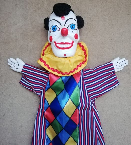 Joey the Clown is looking forward to seeing you all again very soon