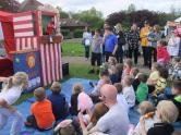 Punch and judy waltham abbey